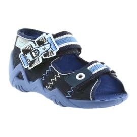 Befado children's shoes 250P065 navy 2