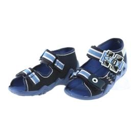 Befado children's shoes 250P065 navy 5