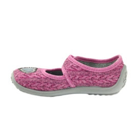 Befado children's shoes 945X325 pink 3
