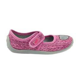 Befado children's shoes 945X325 pink 1