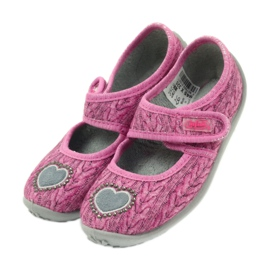 Befado children's shoes 945X325 pink 5