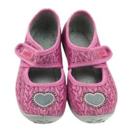 Befado children's shoes 945X325 pink 4