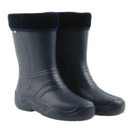 Befado children's shoes galosh-garnet 162Q103 navy blue 4