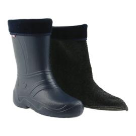 Befado children's shoes galosh-garnet 162Q103 navy blue 6