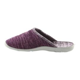 Befado colorful women's shoes pu 235D152 violet 3