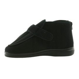 Befado men's shoes pu orto 987M002 black 3