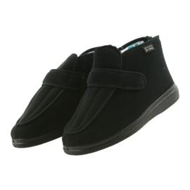 Befado men's shoes pu orto 987M002 black 4