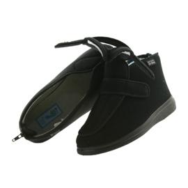 Befado men's shoes pu orto 987M002 black 5
