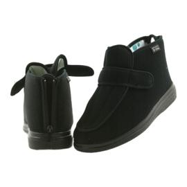 Befado men's shoes pu orto 987M002 black 7