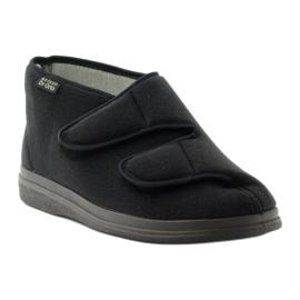 Befado men's shoes pu 986M003 black 2