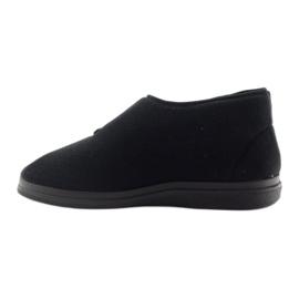 Befado men's shoes pu 986M003 black 3