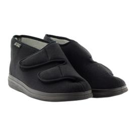Befado men's shoes pu 986M003 black 5