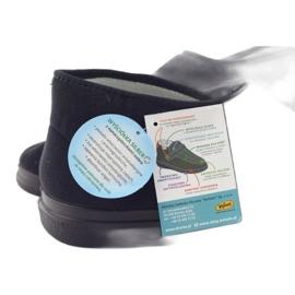 Befado men's shoes pu 986M003 black 6