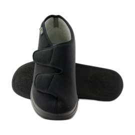 Befado men's shoes pu 986M003 black 4