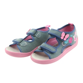 American Club Children's shoes slippers sandals American leather insert 37/19 3