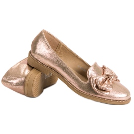 Forever Folie Pink Ballerina With A Bow 1