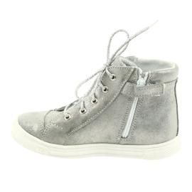 Shoes shoe girls silver Ren But 3237 grey 2