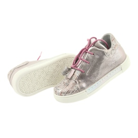 Ren But Rhine leather shoes 3303 pearl pink 5