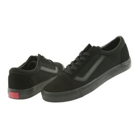 Atletico AlaVans black tied sneakers 5
