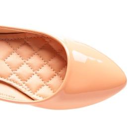 Vices Pastel ballerinas orange 1