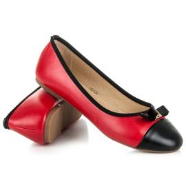 Bobo Ballerina With Bow red 1