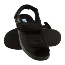 Befado men's shoes pu 733M007 black 4