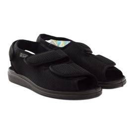 Befado men's shoes pu 733M007 black 5