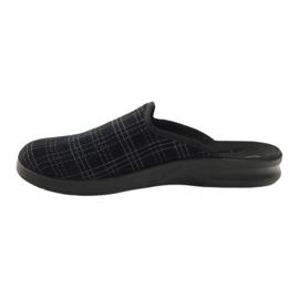 Befado men's shoes pu 548M003 black 3