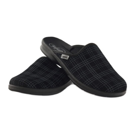 Befado men's shoes pu 548M003 black 4