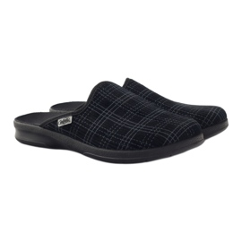 Befado men's shoes pu 548M003 black 5
