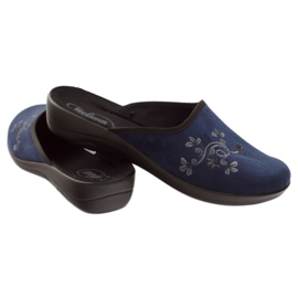 Befado women's shoes pu 552D005 navy blue 4
