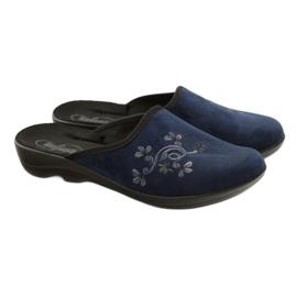 Befado women's shoes pu 552D005 navy blue 5