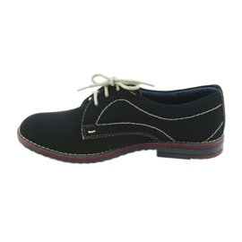 Boys' shoes Gregors 141 navy blue 2