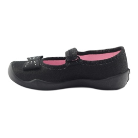 Befado children's shoes 114X240 black silver 3