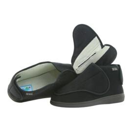 Befado women's shoes pu orto 163D002 black 4