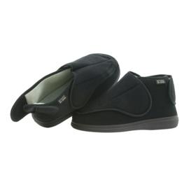 Befado women's shoes pu orto 163D002 black 5