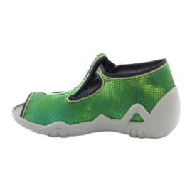 Befado children's shoes 217P093 green 3