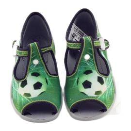 Befado children's shoes 217P093 green 5