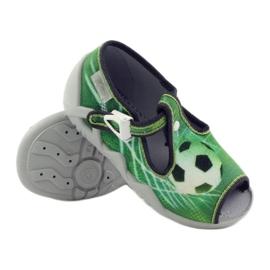 Befado children's shoes 217P093 green 4