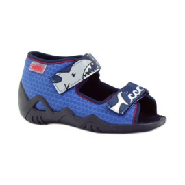 Befado children's shoes 250P069 blue 2