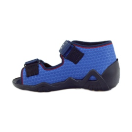 Befado children's shoes 250P069 blue 3
