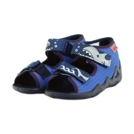 Befado children's shoes 250P069 blue 4
