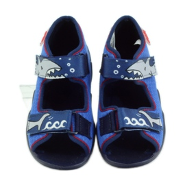 Befado children's shoes 250P069 blue 5