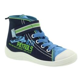 Befado children's shoes 268X066 navy 2