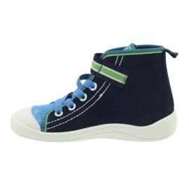 Befado children's shoes 268X066 navy 3