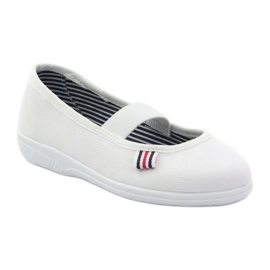 Befado children's shoes 274X013 white 2