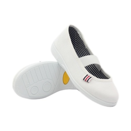 Befado children's shoes 274X013 white 4