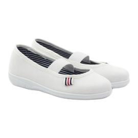Befado children's shoes 274X013 white 5