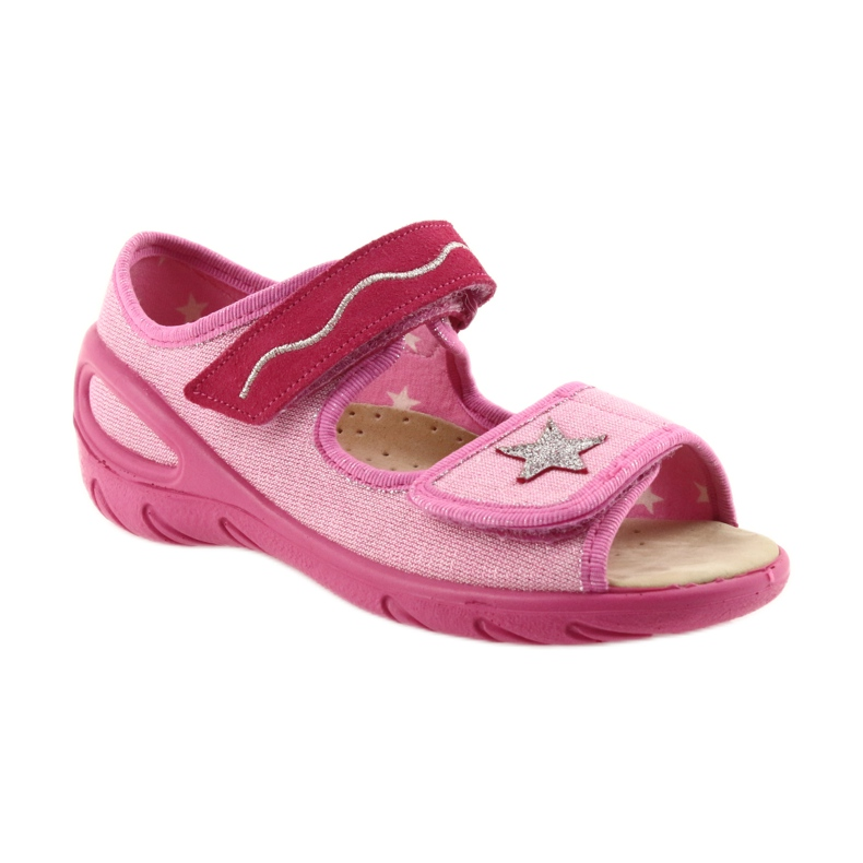 Pink Befado children's shoes pu 433X032 picture 2