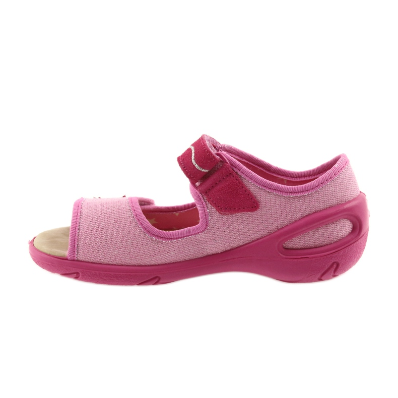Pink Befado children's shoes pu 433X032 picture 3